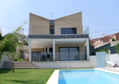 Property development in Calicanto